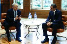 Συνάντηση Μητσοτάκη – Νετανιάχου: Εμβάθυνση συνεργασίας σε άμυνα, επενδύσεις και τουρισμό