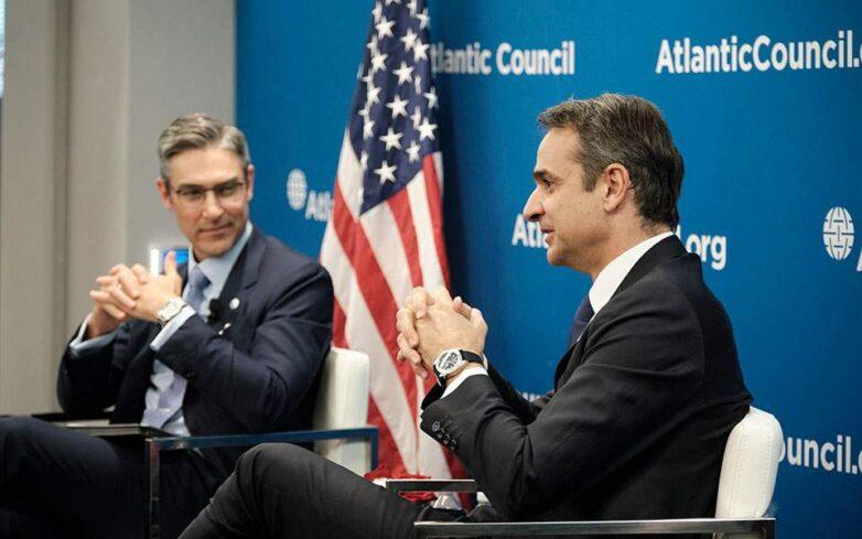 Κυρ. Μητσοτάκης: Γεωγραφικά γελοία η συμφωνία Άγκυρας – Τρίπολης για τις θαλάσσιες ζώνες