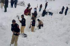 Εκατόμβη νεκρών από τις χιονοστιβάδες και τις κατολισθήσεις στο Πακιστάν