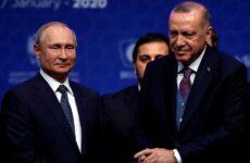 Ρωσία και Τουρκία καλούν σε εκεχειρία στη Λιβύη