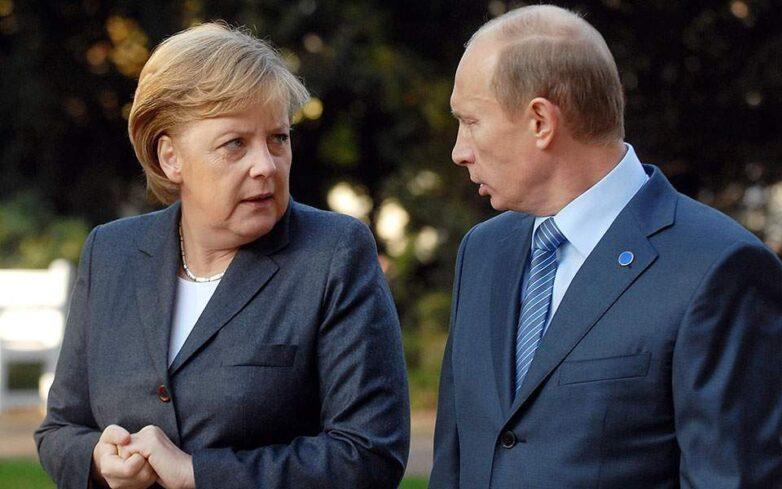 Συνάντηση Μέρκελ – Πούτιν στη Μόσχα στις 11 Ιανουαρίου