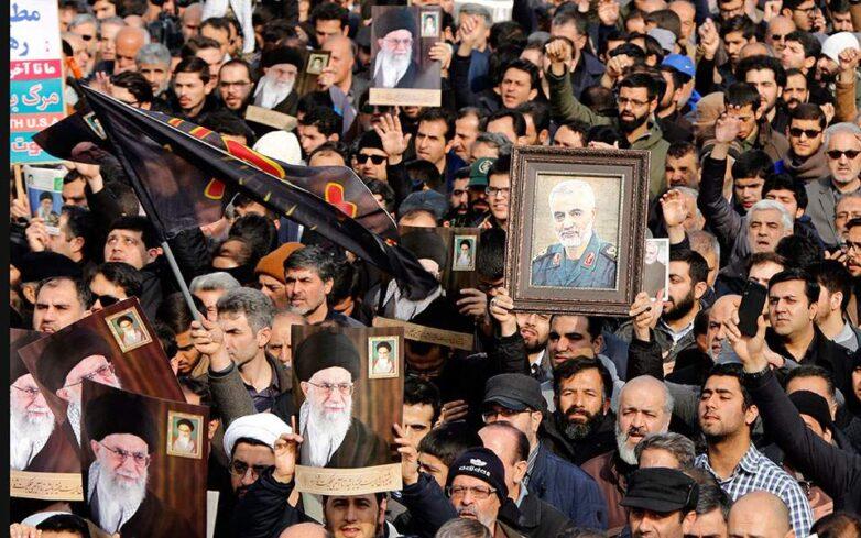 Νεκρός, με διαταγή Τραμπ, ο Iρανός υποστράτηγος Κασέμ Σουλεϊμανί – Εκδίκηση ορκίζεται ο αγιατολάχ Αλί Χαμενεΐ