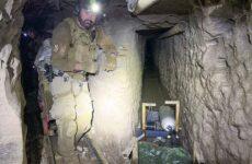 Το μεγαλύτερo υπόγειο τούνελ διακίνησης ναρκωτικών στα σύνορα Μεξικού – Καλιφόρνιας