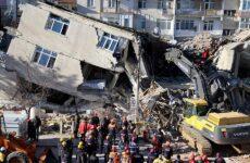 Τριάντα εγκλωβισμένοι στα ερείπια του Ελαγίζ, φόβοι για ισχυρό μετασεισμό