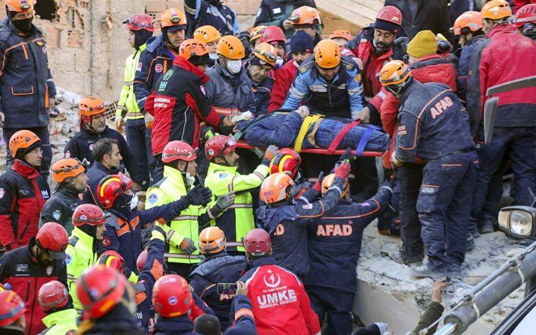 Τουρκία: Στους 29 οι νεκροί – Μάχη με τον χρόνο για τουλάχιστον 20 αγνοούμενους