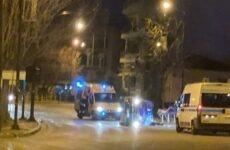 Στο Νοσοκομείο Βόλου δύο νέοι μετά από τροχαίο στη λεωφόρο  Αθηνών