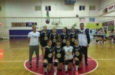Σημαντική νίκη για την ομάδαβόλεϊ κορασίδων του Γ.Σ. Βόλουεπί της Νίκης