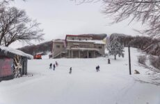 Επαναλειτουργεί το Σαββατοκύριακο το Χιονοδρομικό Κέντρο Πηλίου