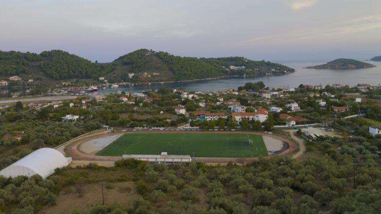 Ένταξη έργου αθλητικών εγκαταστάσεων Δήμου Σκιάθου στο Πρόγραμμα ΦΙΛΟΔΗΜΟΣ ΙΙ