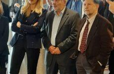 Στην εκδήλωση της Ελληνικής Οργάνωσης Παραγωγών Υδατοκαλλιέργειας (ΕΛ.Ο.Π.Υ.)ο Νικ. Ντίτορας
