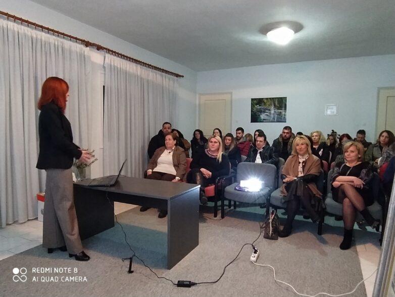 Εκδήλωση για τα ψυχοσωματικά συμπτώματα και τα αυτοάνοσα νοσήματα στον Αγ. Γεώργιο Φερών