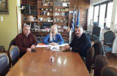 Στην ΠΕΜΣ ο δήμαρχος Νοτίου Πηλίου για χρηματοδότηση έργων μέσω ΕΣΠΑ