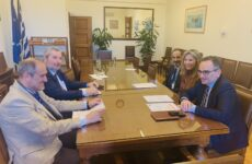 Συνάντηση συνεργασίας Ζέττας Μακρή- υφυπουργού Υγείας με εκπροσώπους της ΠΑΣΥΠΥ