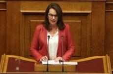 Κ. Παπανάτσιου: Αναγκαία η αναβολή του προγράμματος «Εξοικονομώ- Αυτονομώ»