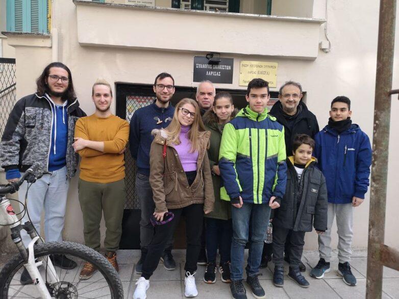 Πρωταθλήτρια η Ακαδημία Σκακιστών Βόλου στο τοπικό Θεσσαλίας