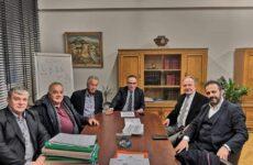 Συνάντηση του Δ.Σ. του Πανελληνίου Δικτύου Κέντρων Πρόληψης με τον υφυπουργό Υγείας
