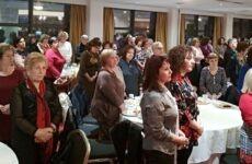 Εκδήλωση τιμής για τις εθελόντριες του Εράνου Αγάπης