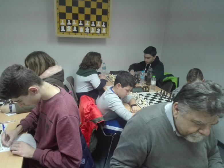 Μεγάλη νίκη της Ακαδημίας Σκακιστών Βόλου στην πρεμιέρα του Πρωταθλήματος Π.Ο.Α. Θεσσαλίας