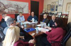 Τα εν εξελίξει έργα στο Βόλο αλλά και η διεκδίκηση για την ένταξη νέων στο νέο ΕΣΠΑ