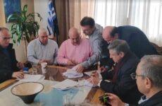 Συμβάσεις έργου για την επέκταση των εγκαταστάσεων επεξεργασίας λυμάτων (ΕΕΛ)