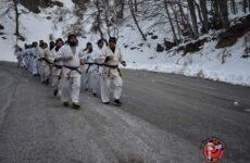 Ελληνικό Winter Camp Shinkyokushinkai 2020