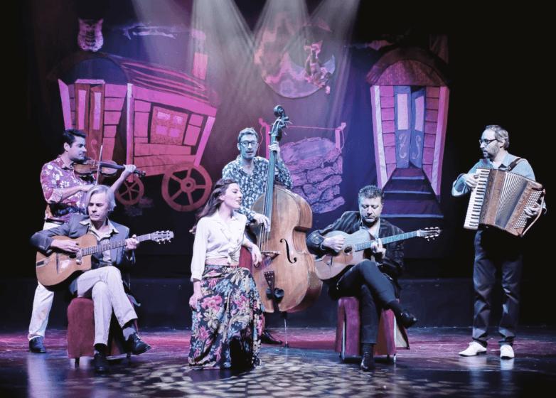 Συναυλία με τους GADJO DILO στην Σκιάθο