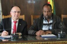 Μνημόνιο Συνεργασίας μεταξύ Επιμελητηρίου Μαγνησίας και Επιμελητηρίου Τιγκράι της Αιθιοπίας
