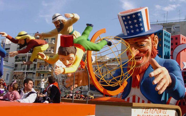 Ακυρώνεται επισήμως το καρναβάλι της Πάτρας
