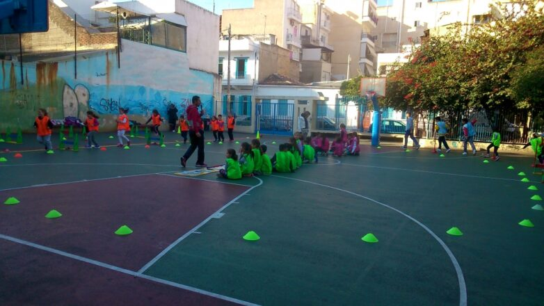 Aγώνες «αθλοΠΑΙΔΕΙΑΣ» στα Δημοτικά σχολεία της Μαγνησίας