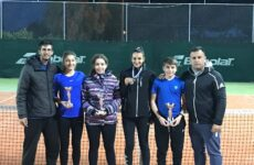 Με τους καλύτερους οιωνούς το 2020 για τους αθλητές του Ομίλου Αντισφαίρισης Μαγνησίας