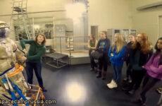 Επίσκεψη εκπαιδευτικού χαρακτήρα στο κέντρο εκπαίδευσης αστροναυτών Yuri Gagarin στη Μόσχα