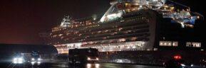 Τουλάχιστον 40 Αμερικανοί επιβάτες του Diamond Princess έχουν προσβληθεί από τον κορωνοϊό