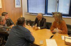 Α. Λυκουρέντζος: «Νοικοκύρεμα» και επίσπευση διαδικασιών εκτίμησης ζημιών από ακραία καιρικά φαινόμενα