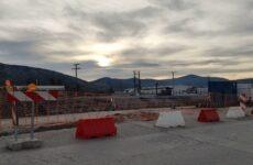 Διακοπή κυκλοφορίας λόγω κατασκευή νέας γέφυρας στον χείμαρρο Ξηριά