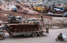 Συριακό: Προειδοποίηση Κρεμλίνου προς Aγκυρα κατά στρατιωτικής επέμβασης στo Ιντλίμπ
