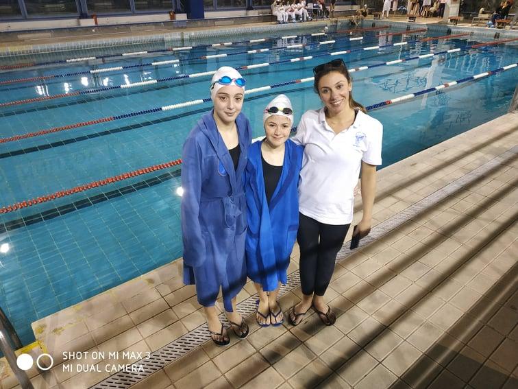 Στη Θεσσαλονίκη η καλλιτεχνική κολύμβηση της Νίκης Βόλου