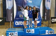 Χρυσό για την κολύμβηση της Νίκης Βόλου στους αγώνες open Ανδρών – Γυναικών