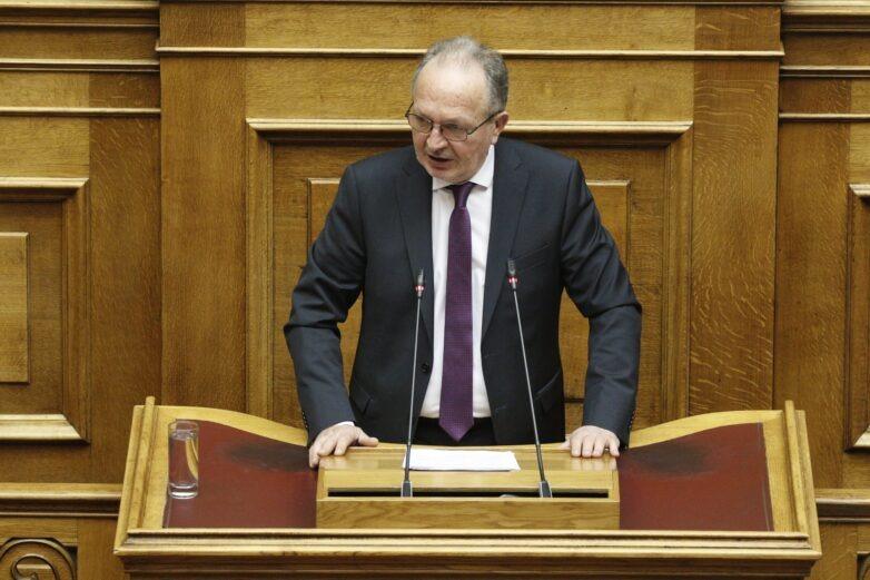 Επιχορήγηση του Ορφανοτροφείου Βόλου ζητά ο βουλευτής Ν. Μαγνησίας Αθανάσιος Λιούπης