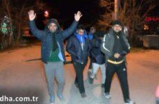 Τουρκικά ΜΜΕ: «Εκατοντάδες πρόσφυγες και μετανάστες κατευθύνονται στα σύνορα με την Ελλάδα» (βίντεο)