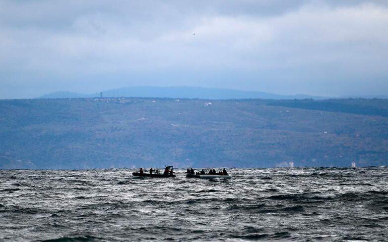 Χίλιοι και πλέον μετανάστες στα ελληνικά νησιά