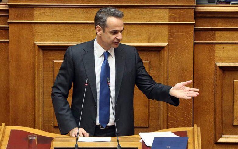 Κυρ. Μητσοτάκης: Αύξηση δόσεων για ΕΝΦΙΑ και φόρο εισοδήματος