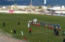 Ισόπαλο 1-1 το Βολιώτικοντέρμπι μεταξύ Ολυμπιακού-Νίκης