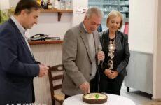 """Με επιτυχία η κοπή  πρωτοχρονιάτικης πίτας του Πολιτιστικού-Αναπτυξιακού Συλλόγου Παλιουρίου """"Άγιος Νικόλαος"""""""