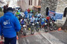 Η ποδηλασία της Νίκης Βόλου στο 1ο Διασυλλογικό Πανελλήνιο αγώνα στη Λάρισα