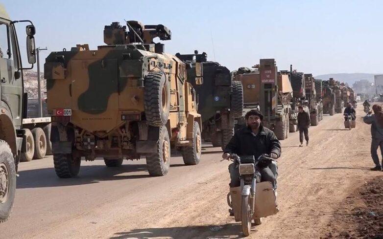 Κλιμάκωση στη Συρία – Προειδοποιήσεις στη Ρωσία, απειλές κατά Άσαντ από την Άγκυρα