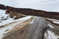 Θα ανοίξει ο δρόμος Χάνια- Κισσός και θα ξανακλείσει με νέα χιονόπτωση