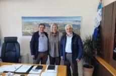 Στον δήμαρχο Φαρσάλων ο συντονιστής Αποκεντρωμένης Διοίκησης Θεσσαλίας -Στερεάς Ελλάδας