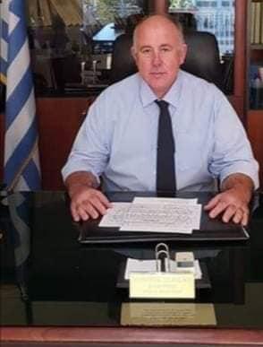 Παρέμβαση δημάρχου Ρήγα Φεραίου στον ΕΛΓΑ για τον παγετό της 17ης Μαρτίου 2020