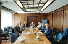 Συνάντηση ΥΠΕΣ με συντονιστές Αποκεντρωμένων Διοικήσεων