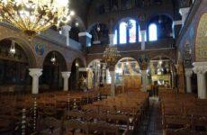 Γιορτάστηκε ο Ευαγγελισμός της Θεοτόκου στην Ν. Ιωνία